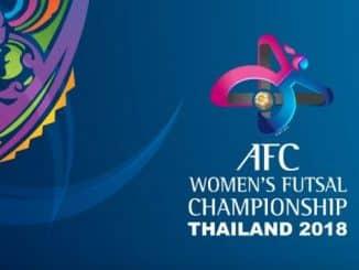 ฟุตซอลหญิงชิงแชมป์เอเชีย 2018