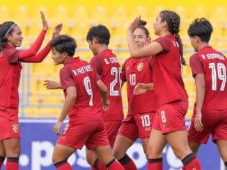 ฟุตบอลหญิงชิงแชมป์อาเซีย2018