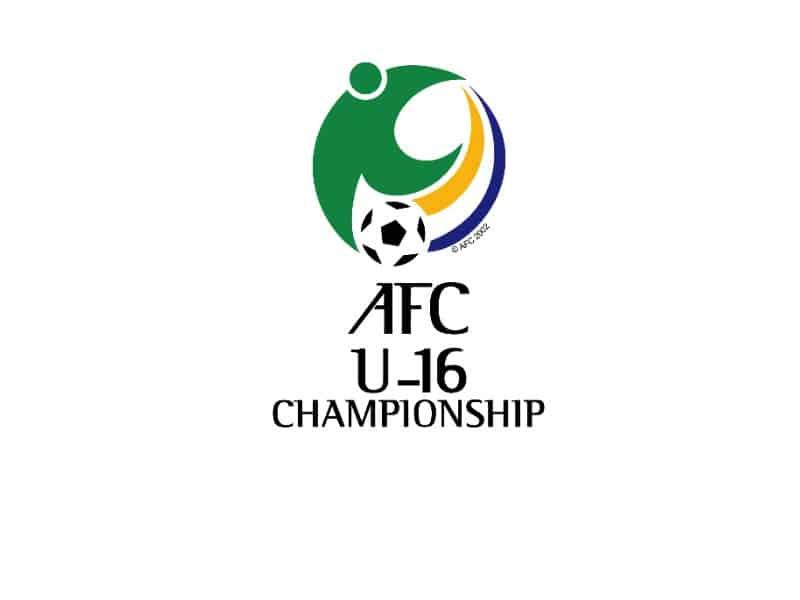 afc u16 championship 2018
