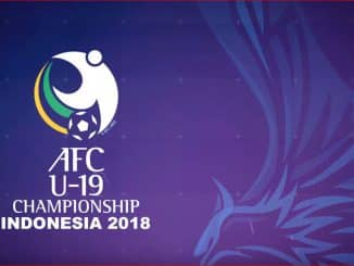 afc u19 championship 2018