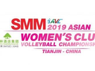 อลเลย์บอลสโมสรหญิง ชิงชนะเลิศแห่งเอเชีย 2019