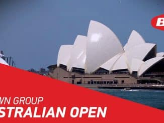 CROWN GROUP AUSTRALIAN OPEN 2019