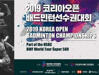 KOREA OPEN 2019