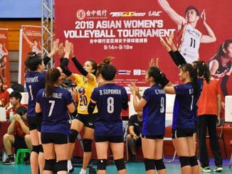 Taichung Bank Asian Women's Invitational Volleyball Tournament
