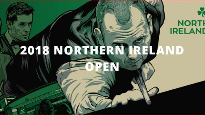 snooker northern ireland open 2018